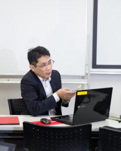 名古屋 出張撮影 セミナー講師2