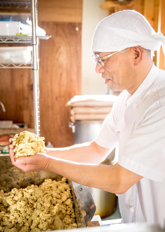 ふじ門製麺仕込み