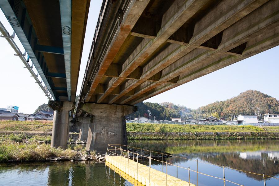 西武芸橋 橋梁体験