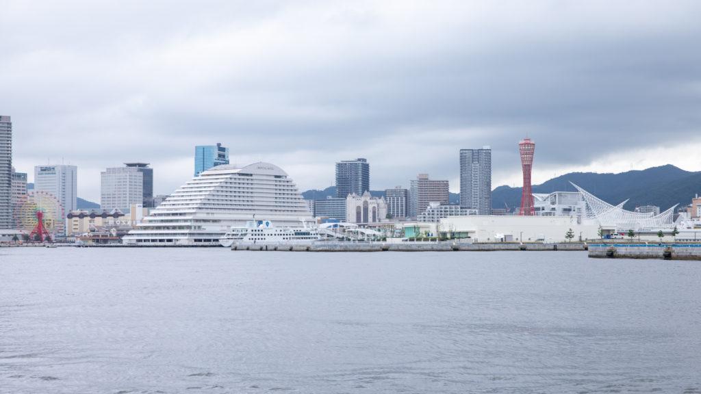 神戸 ハーバーランド 写真