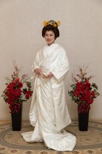 名古屋 ウェディング 白無垢 写真