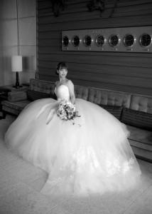 名古屋 ウェディングドレス 写真撮影